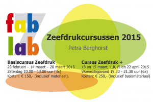 Zeefdruk Petra Berghorst