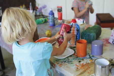 Kinderkunstdagen cartesius